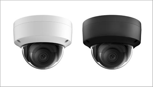 屋外用ドーム型ネットワークカメラ ZC-02-SD