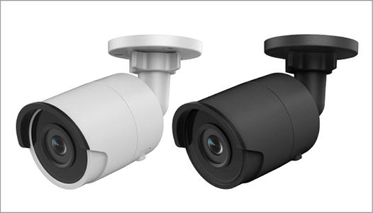 屋外用バレット型ネットワークカメラ ZC-01-SD