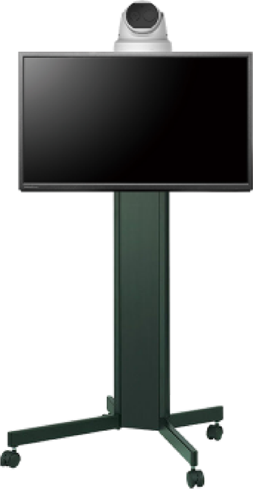 AI機能付セルフチェック用サーマルカメラ サーマルカメラによる体温測定ソリューション
