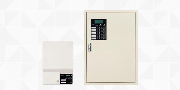 換気解錠対応/ 電気錠制御盤 システム